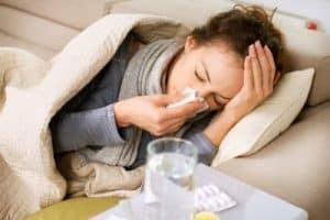 Flohsamen bei Infekten der oberen Atemwege